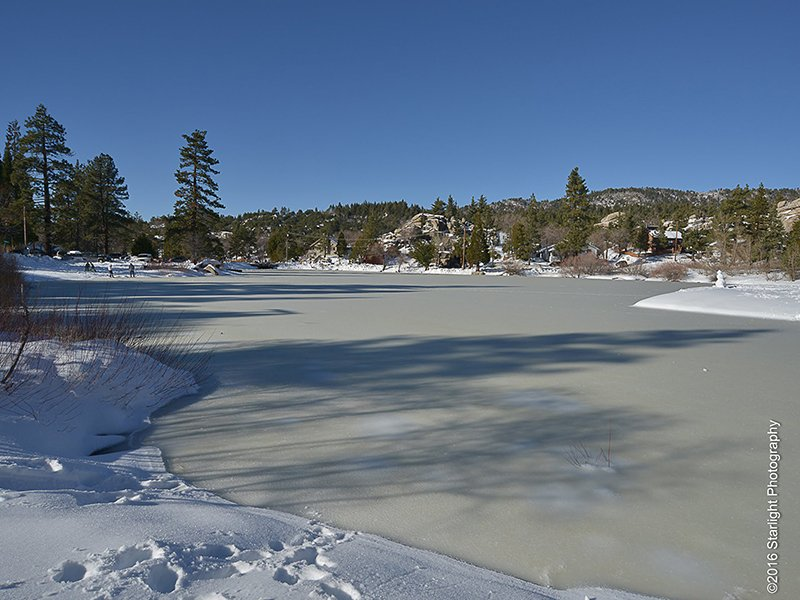 Arrowbear Lake