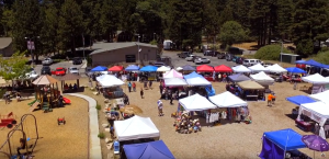 Farmers Market & Artisan Faire - Snow Valley Promotion - END OF 2019 SEASON @ Running Springs Farmers Market & Artisan Faire